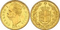20 Lire 1881 R Italien Umberto I. (1878 - ...