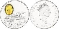 "20 Dollar 1992 Kanada Serie ""Luftfahr..."