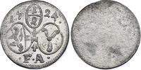 1/2 Kreuzer 1724 Österreich - Salzburg Fra...