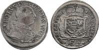 15 Kreuzer 1759 Deutschland - Württemberg ...