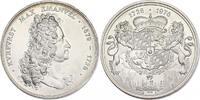 Ag-Medaille 1726 (NP 19 Deutschland - Baye...