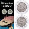 100 Schilling 2000 Österreich Masterpieces...