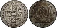 Batzen 1826 Schweiz - Basel Stadt  stgl, s...