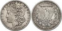 """Dollar 1891 O USA """"Morgan"""" f.ss"""