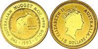 "15 Dollar 1993 Australien "":  Kangaroo / Känguru"": unc.  160,00 EUR  +  9,90 EUR shipping"