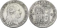 Piaster zu 120 Grana 1796 P/M -  Italien -...