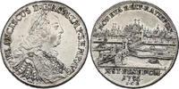 Taler 1756 ICB Deutschland - Regensburg Fr...