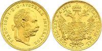 Dukat 1893 Österreich - Ungarn Franz Josep...