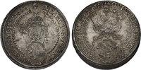 Taler 1663 Österreich - Salzburg Guidobald...