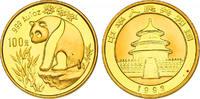 "100 Yuan 1993 China ""Panda"" unc."