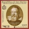 "2 Euro 2005 San Marino ""Galileo Galil..."