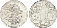 10 Para 1187/8 (178 Türkei Abdul Hamid I. ...