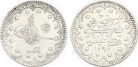5 Kurush 1293/33 (19 Türkei Abdul Hamid II...