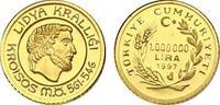 "10000000 Lira 1997 Türkei ""Krösus von..."