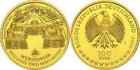 100 Euro (1/2 oz) 2010 J Deutschland UNESC...