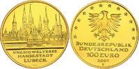 100 Euro (1/2 oz) 2007 A Deutschland UNESC...