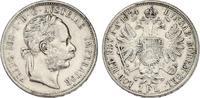Gulden 1874 Österreich - Ungarn Franz Jose...