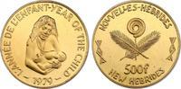 500 Francs 1979 Vanuatu (Nouvelles - Hebri...