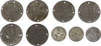 Lagergeld 1915 Österreich Konvolut (9 Stk....