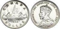 Dollar 1935 Kanada Georg V. (1910 - 1936) vz