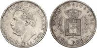 Rupie 1882 Indien - portogiesisch Luiz I. ...