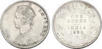 Rupie 1892 C Calc Indien - britisch Viktor...