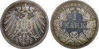1 RM 1893-A Deutsches Reich German Empire ...