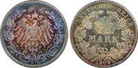 ½ RM 1906-G Deutsches Reich German Empire ...