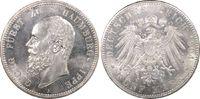 5 RM 1904-A Kaiserreich, Schaumburg-Lippe ...