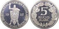 5 RM 1925-E Weimarer Republik Jahrtausendf...
