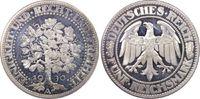 5 RM 1930-A Weimarer Republik Eichbaum PP,...
