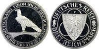 3 RM 1930-F Weimarer Republik Rheinlandräu...