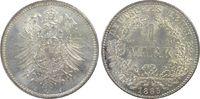 1 RM 1885-J Deutsches Reich German Empire ...