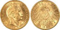 20 RM 1905-J Kaiserreich Preussen Wilhelm ...
