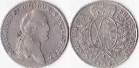 1/3 Taler, 1784, Deutschland, Sachsen,Frie...