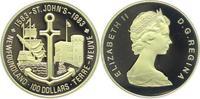 100 Dollars Gold 1983 Kanada (Canada)  Pol...