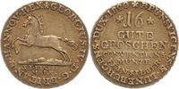 16 Gute Groschen 1820 Braunschweig-Calenbe...