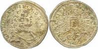 Kreuzer 1718 Brandenburg-Bayreuth Georg Wi...