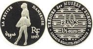 10 F = 1 1/2 Euro 1997 Frankreich Fünfte R...