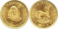 2 Rand  Gold 1973 Südafrika Republik 1960....