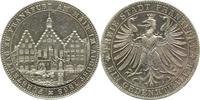 Vereinstaler 1863 Frankfurt, Stadt  Brosch...