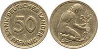 50 Pfennig 1950  G Bundesrepublik Deutschl...