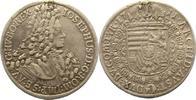 Reichstaler 1711 Haus Habsburg Josef I. 17...