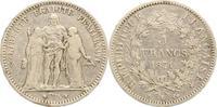 5 Francs 1874  K Frankreich Dritte Republi...
