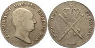 Kronentaler 1813 Bayern Maximilian I. Jose...