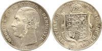 Ausbeutevereinstaler 1855  B Braunschweig-...