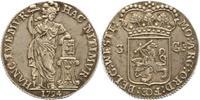 3 Gulden 1794 Niederlande-Westfriesland, P...