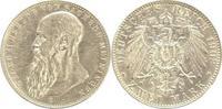 2 Mark 1902  D Sachsen-Meiningen Georg II....