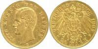 20 Mark Gold 1905  D Bayern Otto 1886-1913...