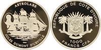 1000 Francs 2006 Elfenbeinküste (Cote d Iv...